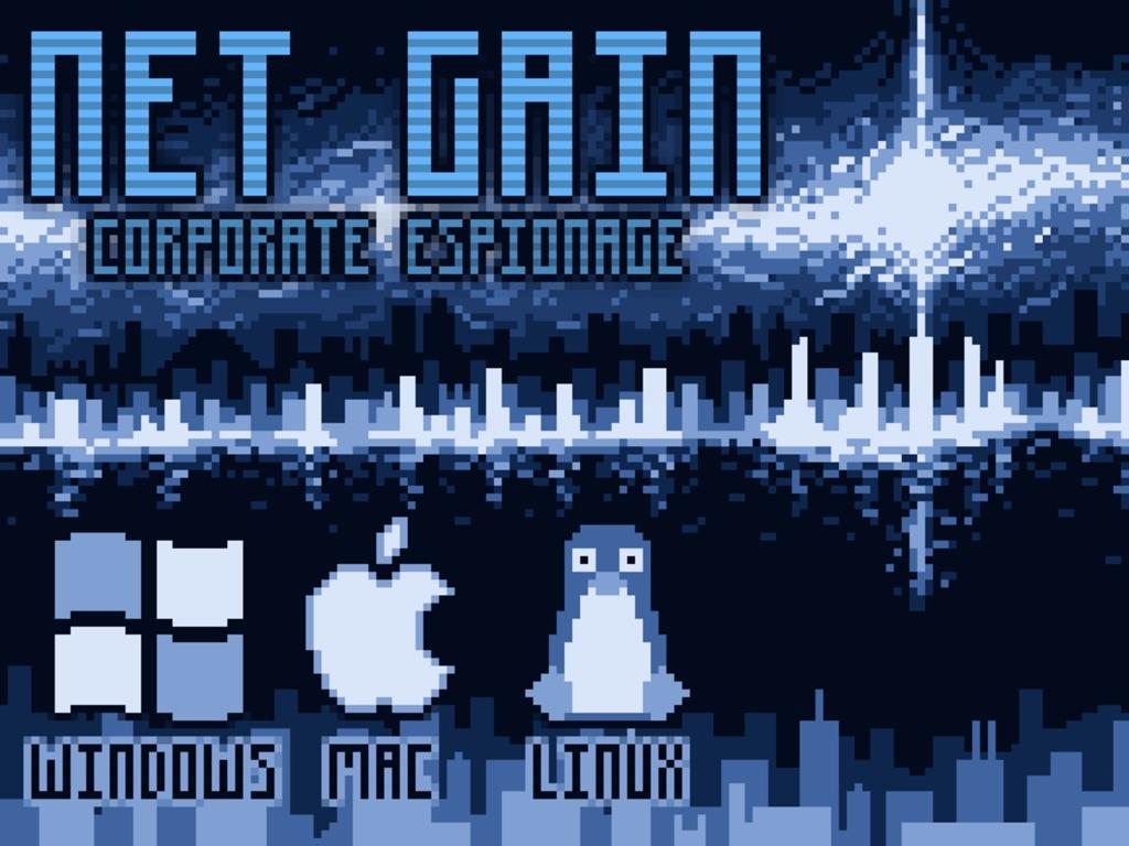 Net Gain: Corporate Espionage's video poster