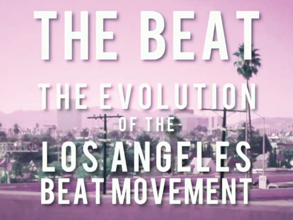 The Beat: The Evolution of a Movement's video poster