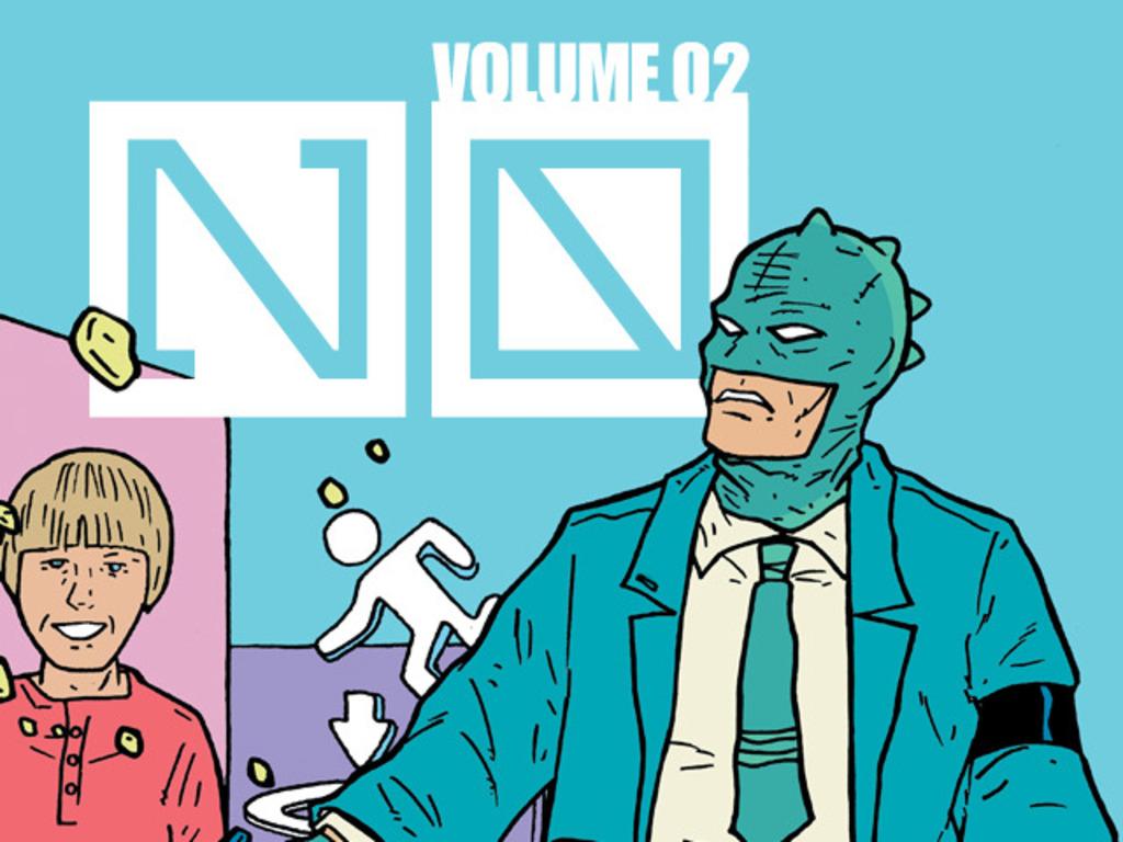 NOBODIES, Volume 2's video poster