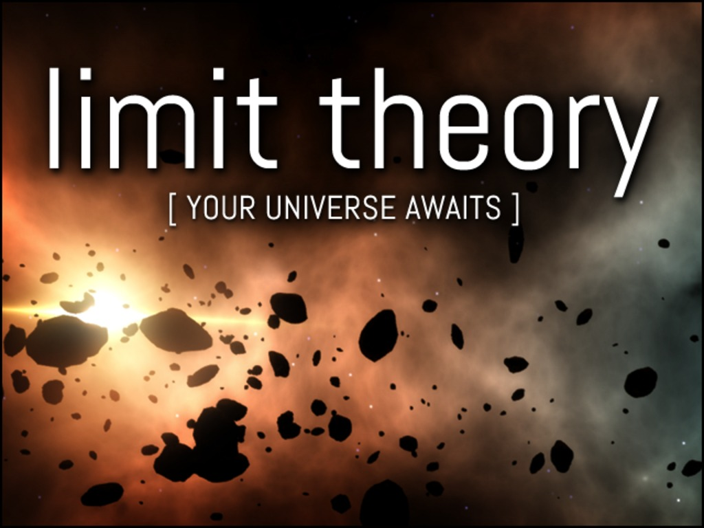 Limit Theory: An Infinite, Procedural Space Game's video poster