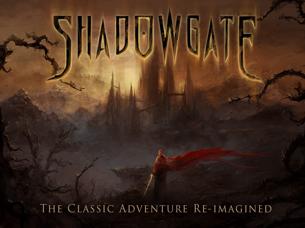 Shadowgate's video poster