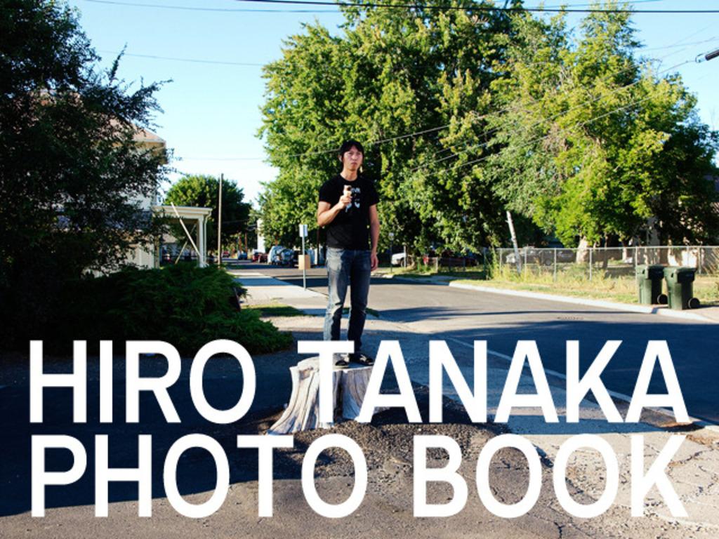 Hiro Tanaka - Photo Book's video poster