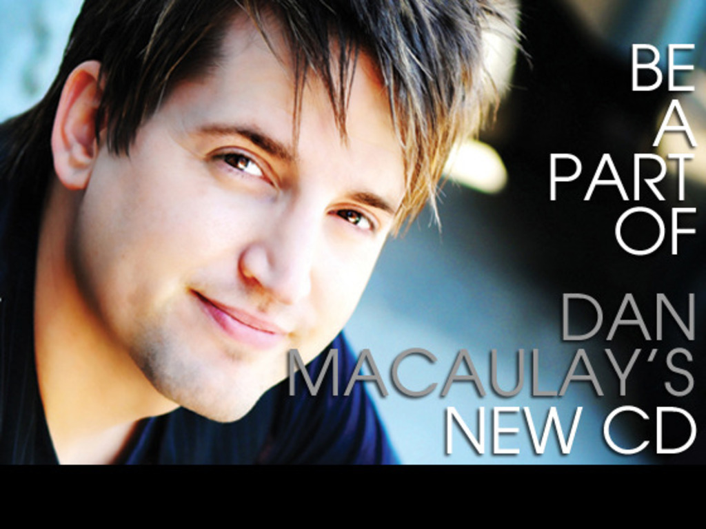 Be a Part of Dan Macaulay's New CD!'s video poster