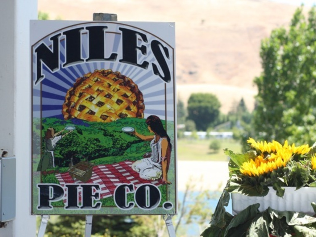 Niles Pie Company's video poster