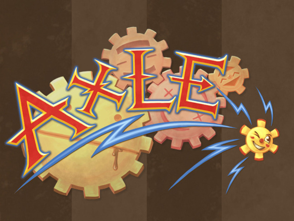 Axle - Mobile Platformer in a World of Gears's video poster