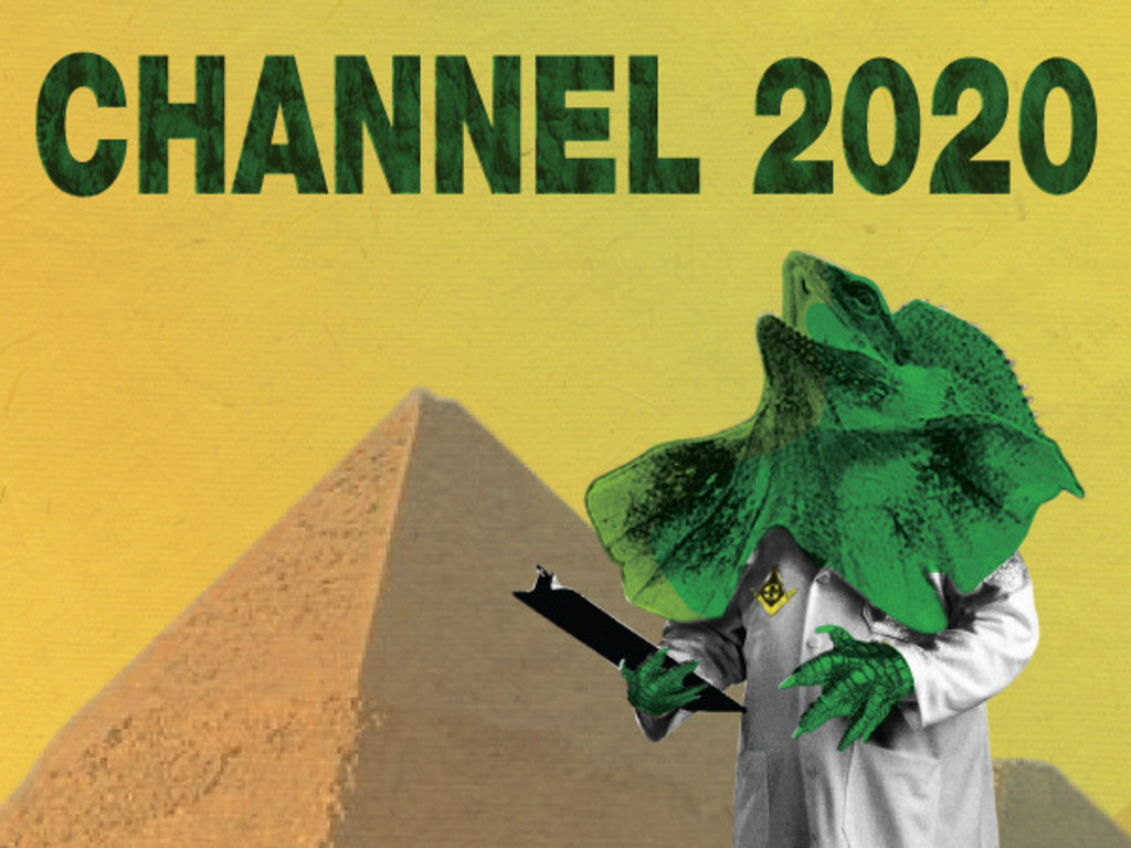 Channel 2020's video poster