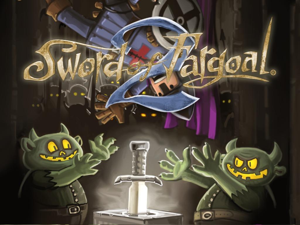Sword of Fargoal 2: Classic Dungeon-Crawler Adventure's video poster