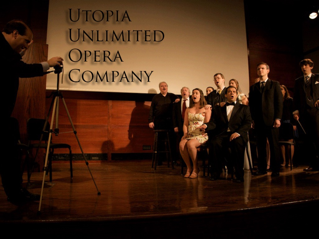 Utopia Unlimited Opera Company: The Gondoliers's video poster
