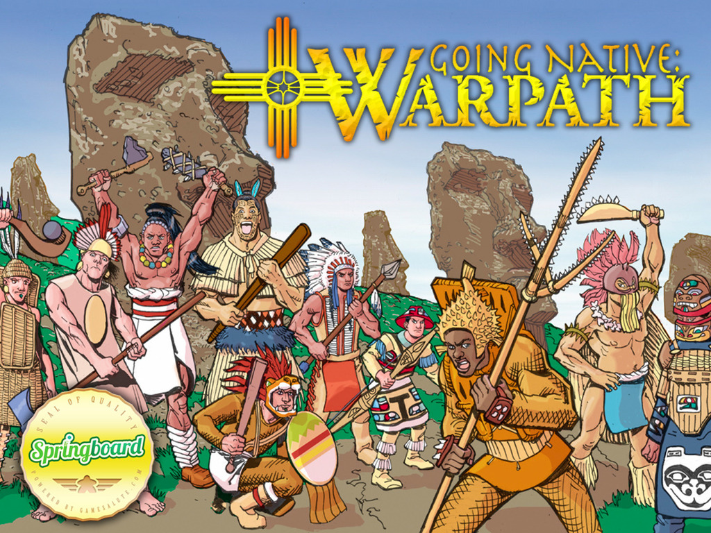 Going Native: Warpath's video poster