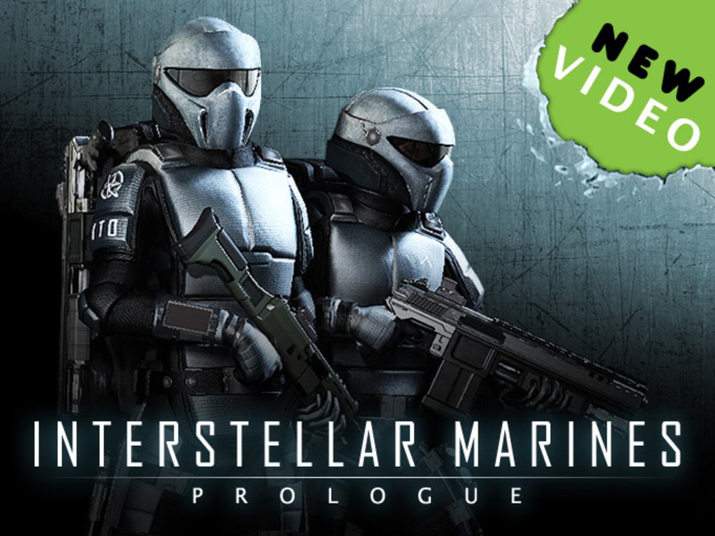 Interstellar Marines: Prologue's video poster