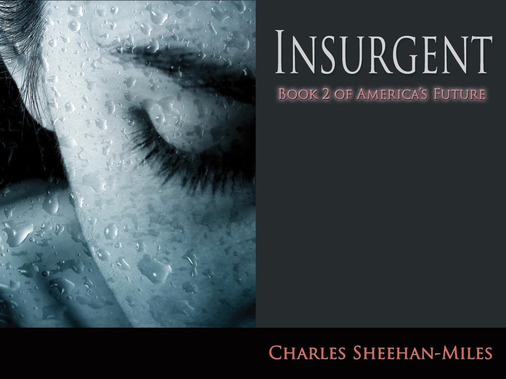 Insurgent: Book 2 of America's Future's video poster