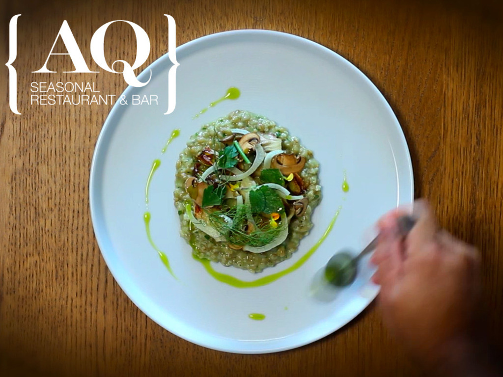 """AQ Restaurant & Bar"" opening soon in San Francisco's video poster"
