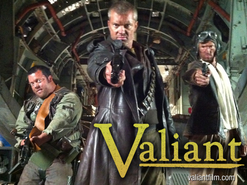 Valiant | Steampunk Action Adventure Film | Miniatures VFX's video poster