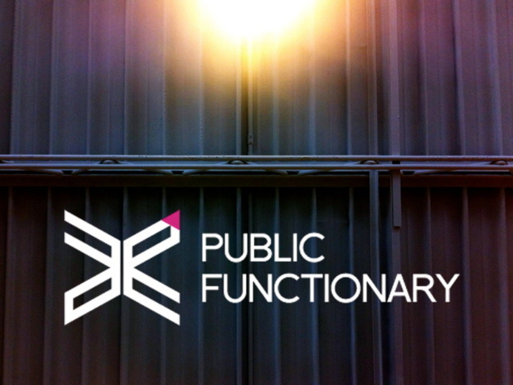 Public Functionary: A Responsive Art Space's video poster