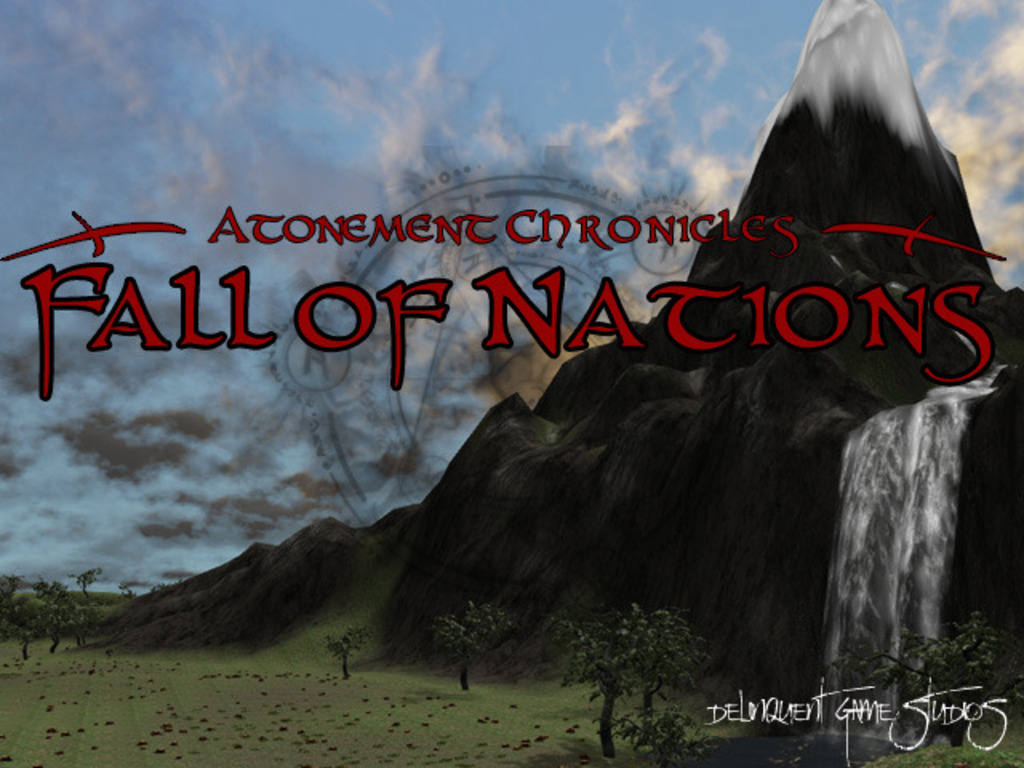 Atonement Chronicles: Fall of Nations - An Indie RPG's video poster