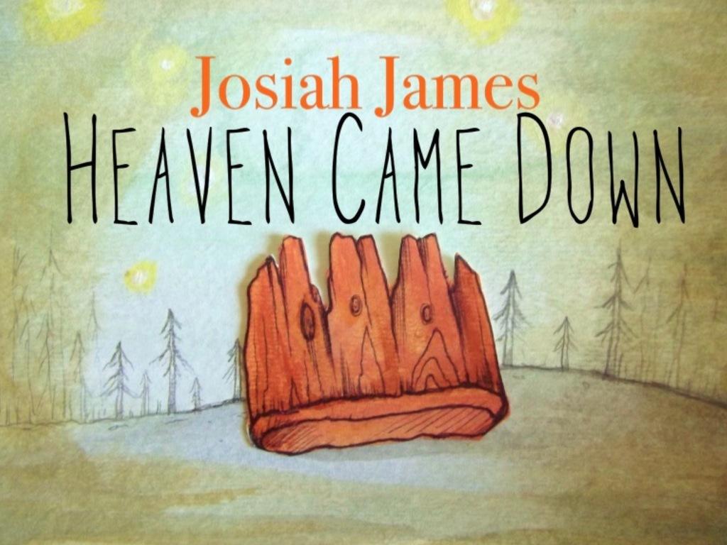 "Josiah James - ""Heaven Came Down"" (Christmas EP)'s video poster"