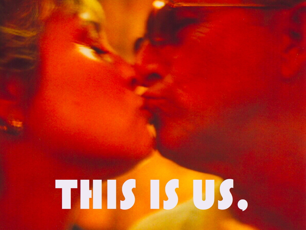 This is Us, Together's video poster