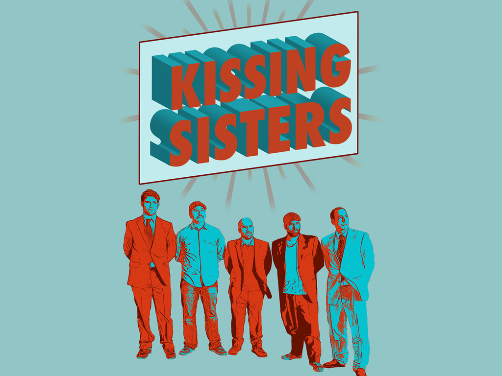 KISSING SISTERS - EPISODE 2's video poster