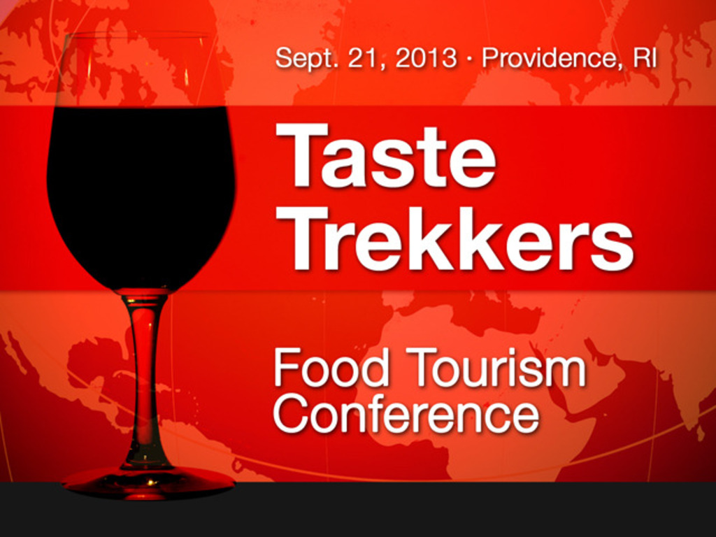Taste Trekkers Food Tourism Conference's video poster