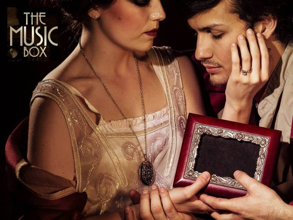 The Music Box, Audio CD's video poster