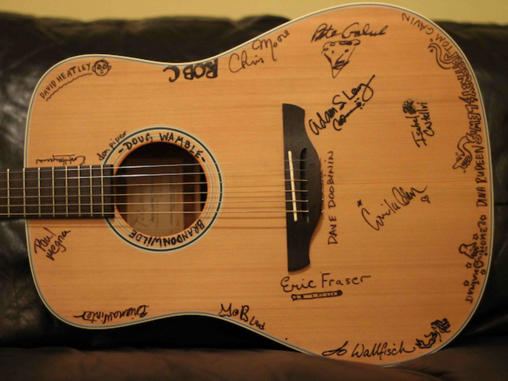 The Acoustic Guitar Project — TV Pilot's video poster