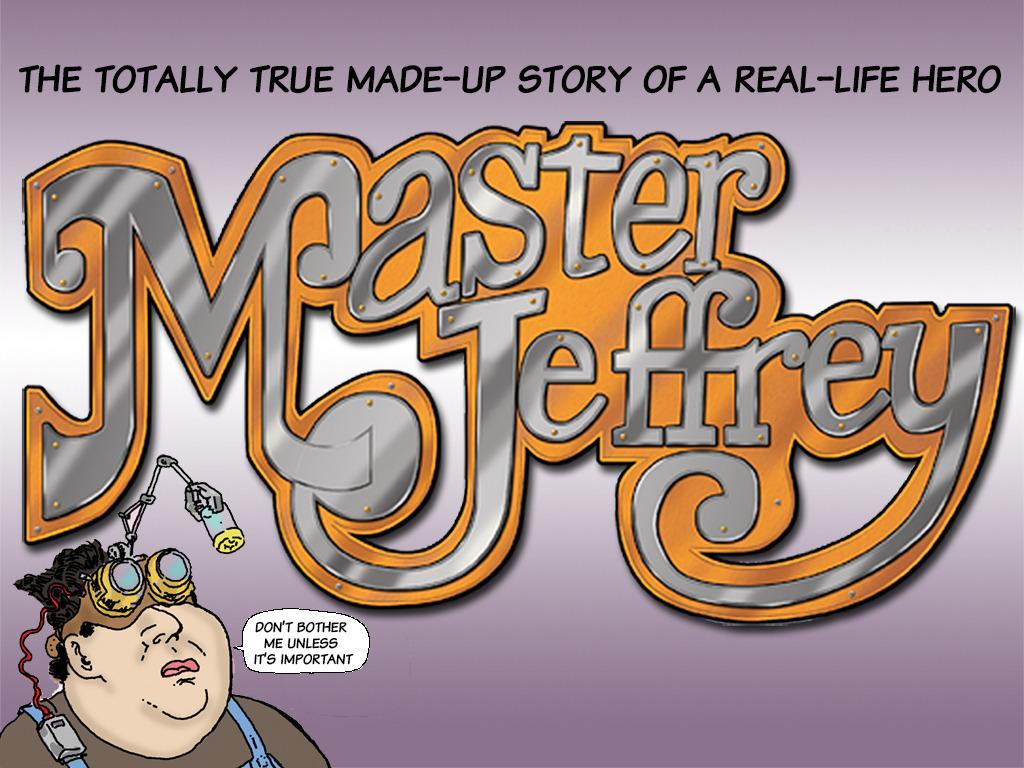 Master Jeffrey Graphic Novel (Canceled)'s video poster
