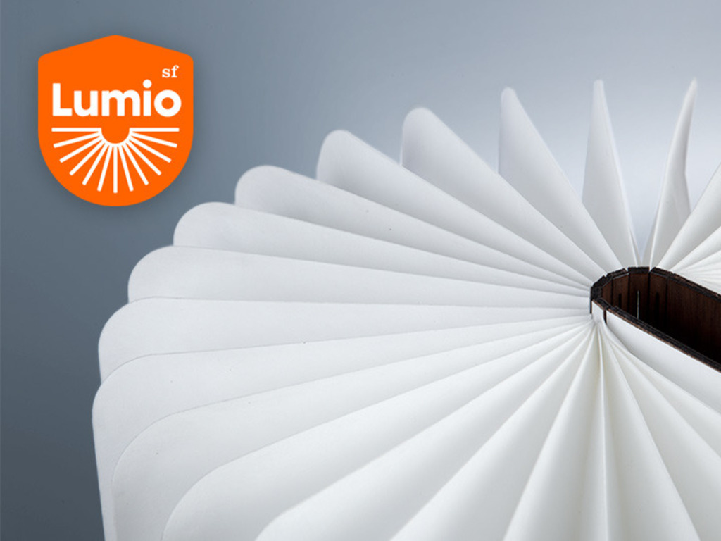 Lumio: A Modern Lamp With Infinite Possibilities's video poster