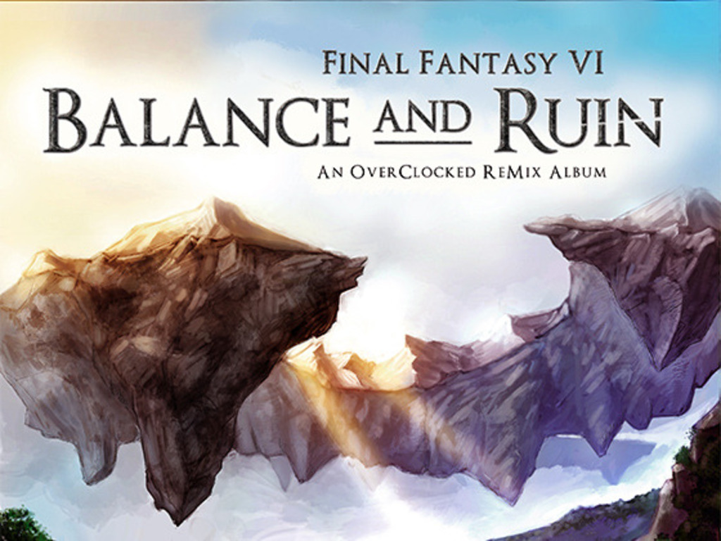 An EPIC 5-disc FF6 Fan Album from OC ReMix... Take Two!'s video poster