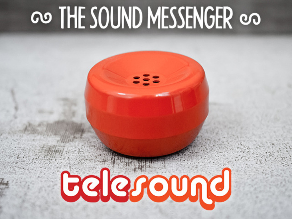 TeleSound: The Sound Messenger's video poster