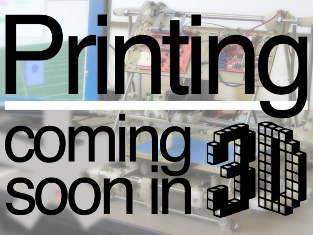 3D Printing for Everyone - Making the RepRap Easier to Build's video poster