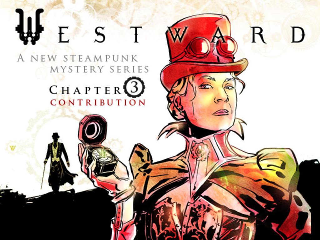 Westward #3's video poster