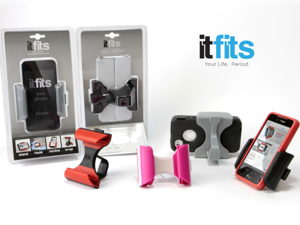 itFits:  A Universal Smartphone Accessory's video poster
