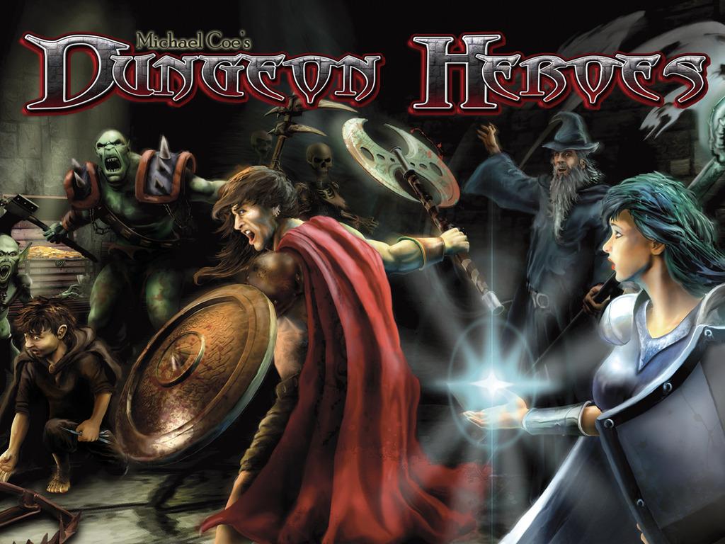 Dungeon Heroes - Your Lunch Break Dungeon Crawl's video poster