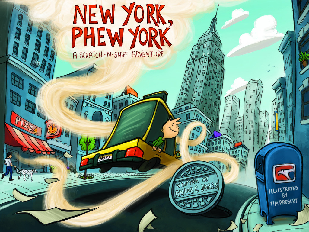 New York, Phew York (A Scratch-N-Sniff Adventure)'s video poster