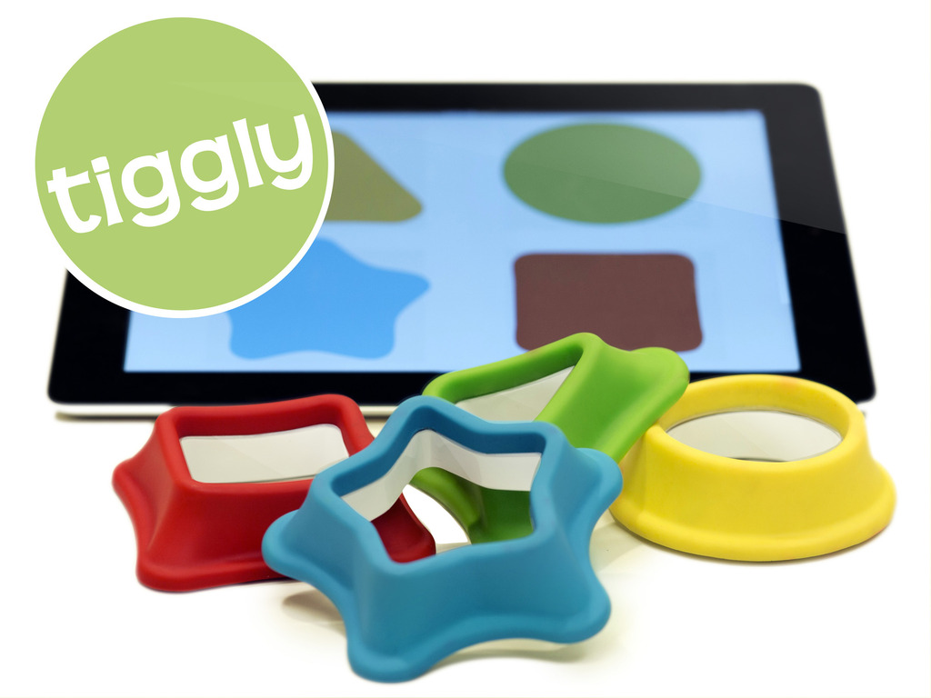 Tiggly: iPad toys for toddlers's video poster