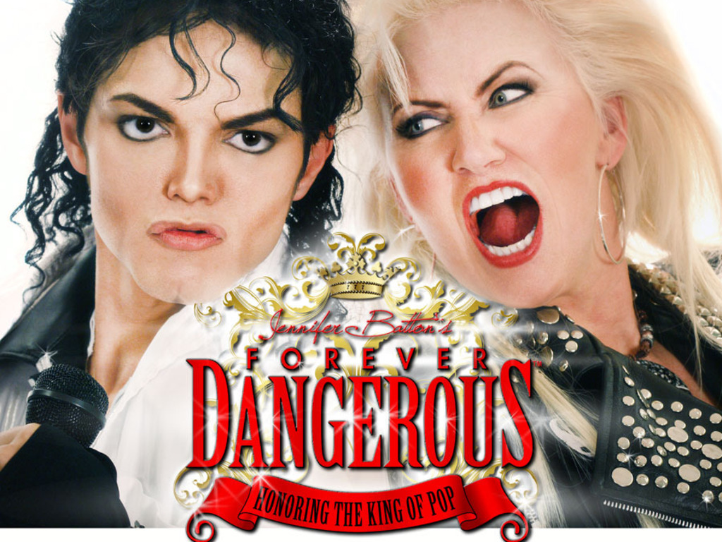 Forever Dangerous - Honoring the Legacy of Michael Jackson's video poster