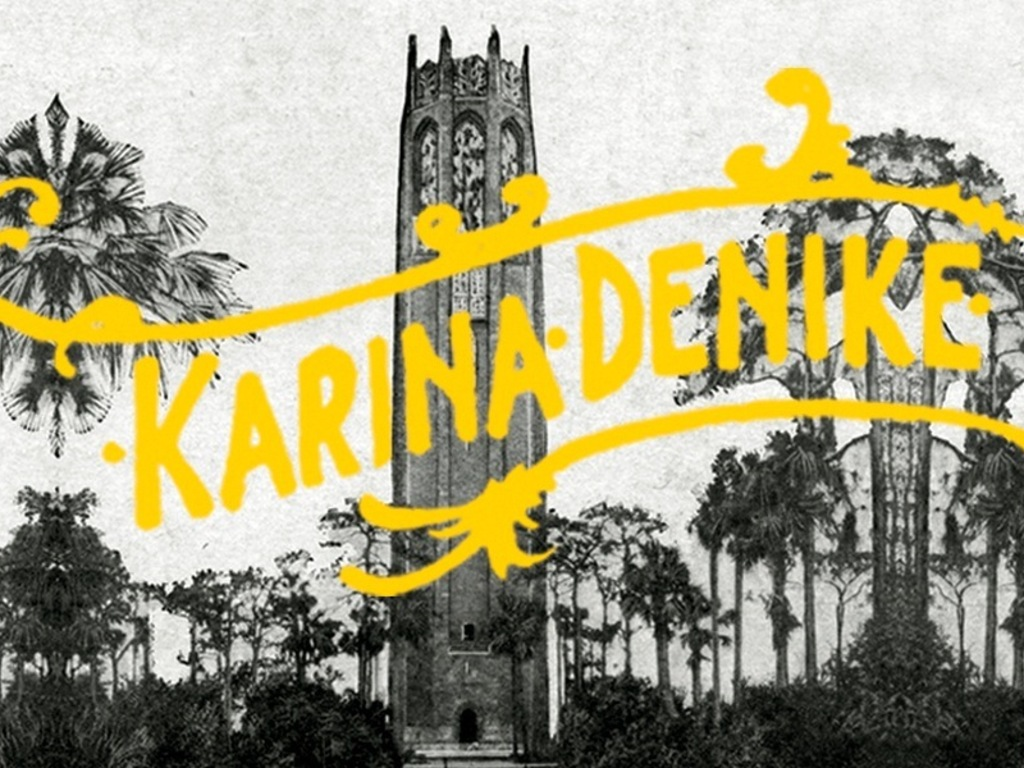 Karina Denike ~ Debut Solo Album's video poster