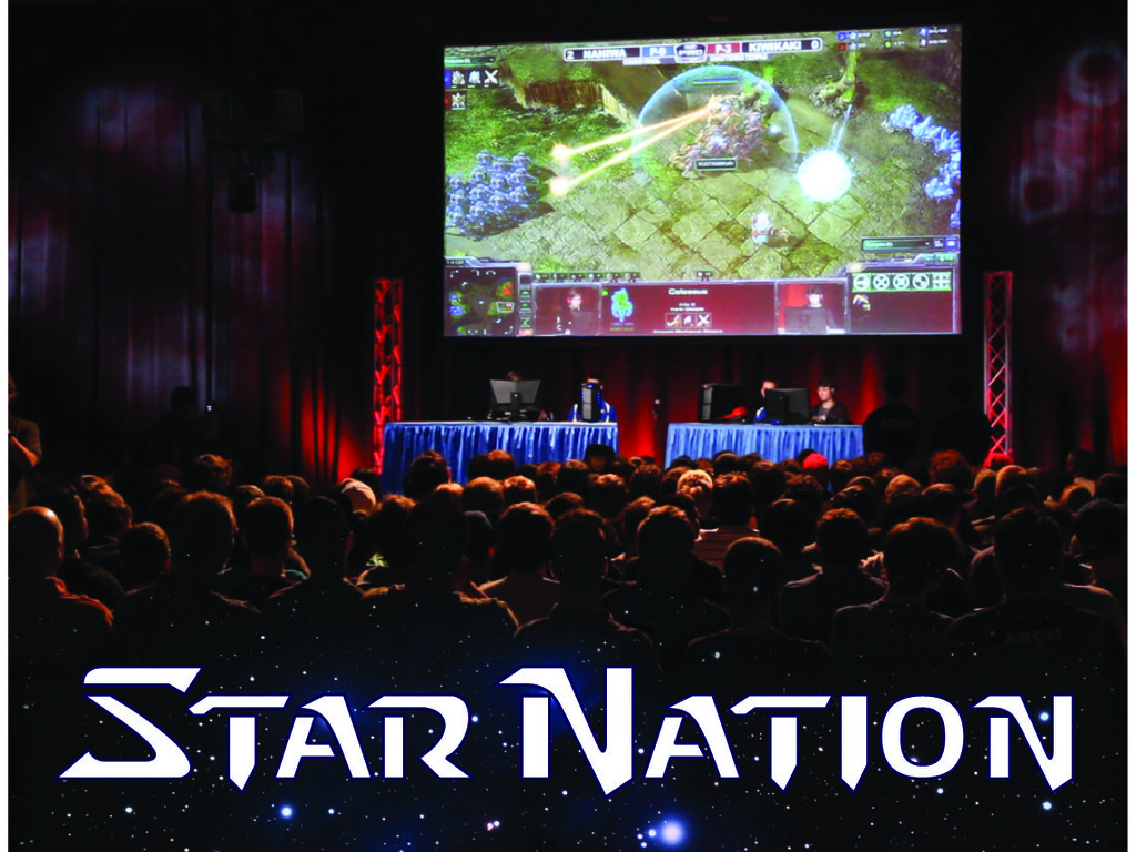 Star Nation: a look at the players behind StarCraft II's video poster