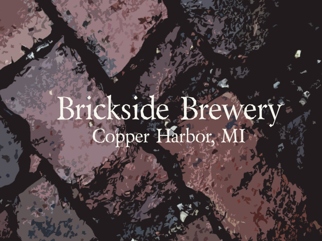 Brickside Brewery, Copper Harbor's first Microbrewery.'s video poster
