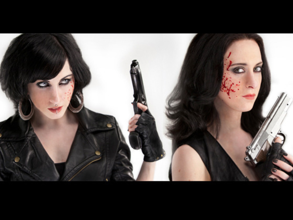 Hitwomen - the Action Series's video poster