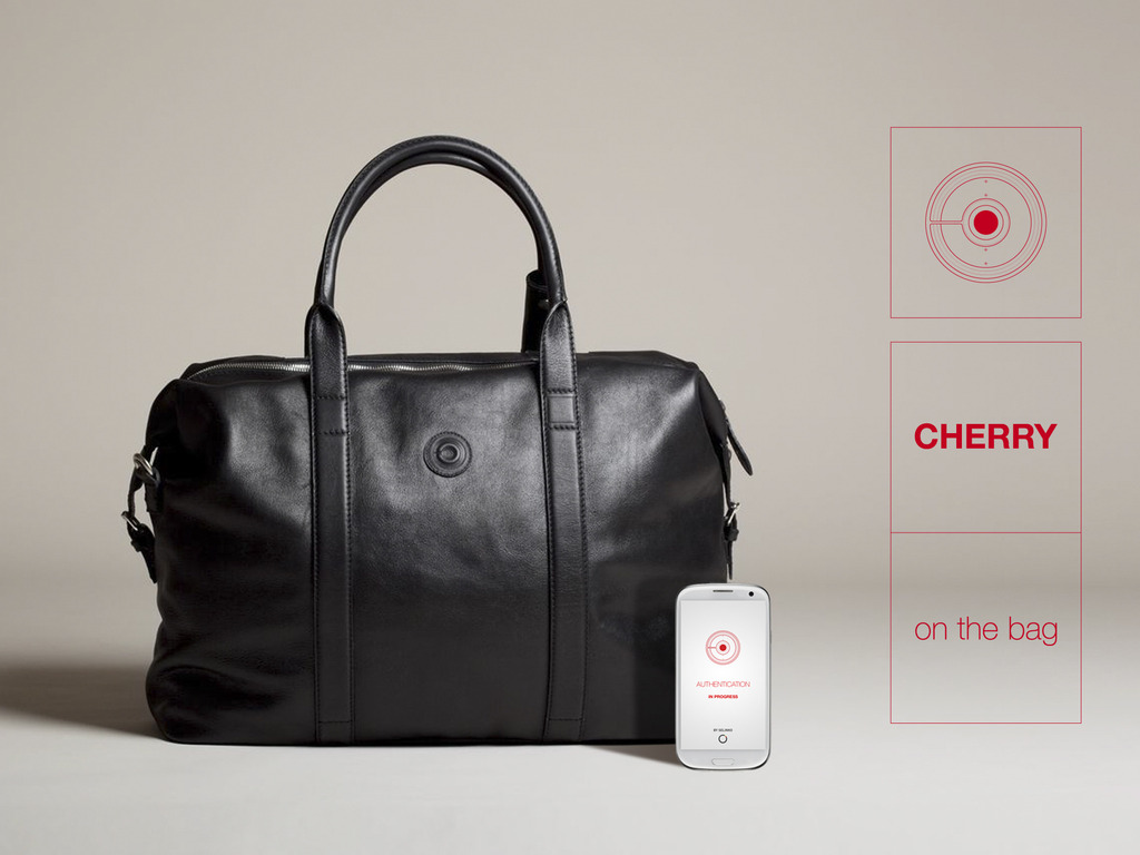 CHERRY on the bag: smartly interactive.'s video poster