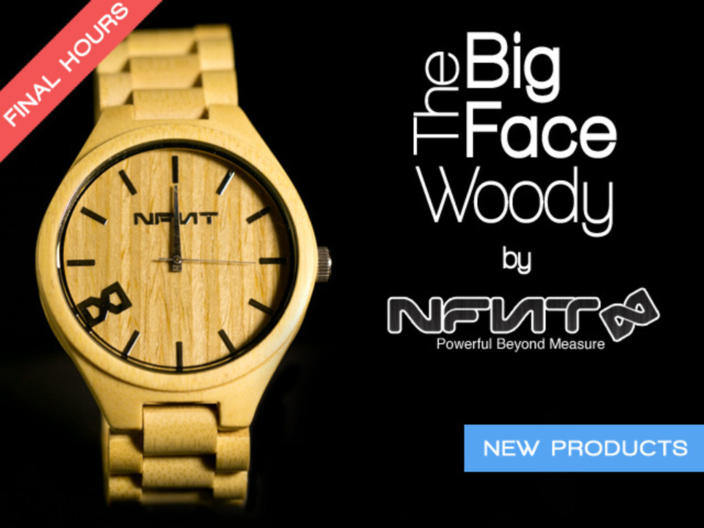 The Big Face Woody's video poster