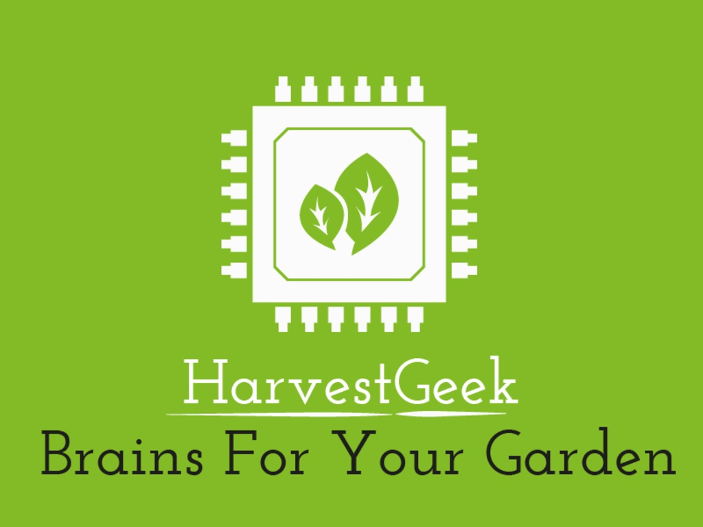 HarvestGeek -- Brains for your Garden's video poster