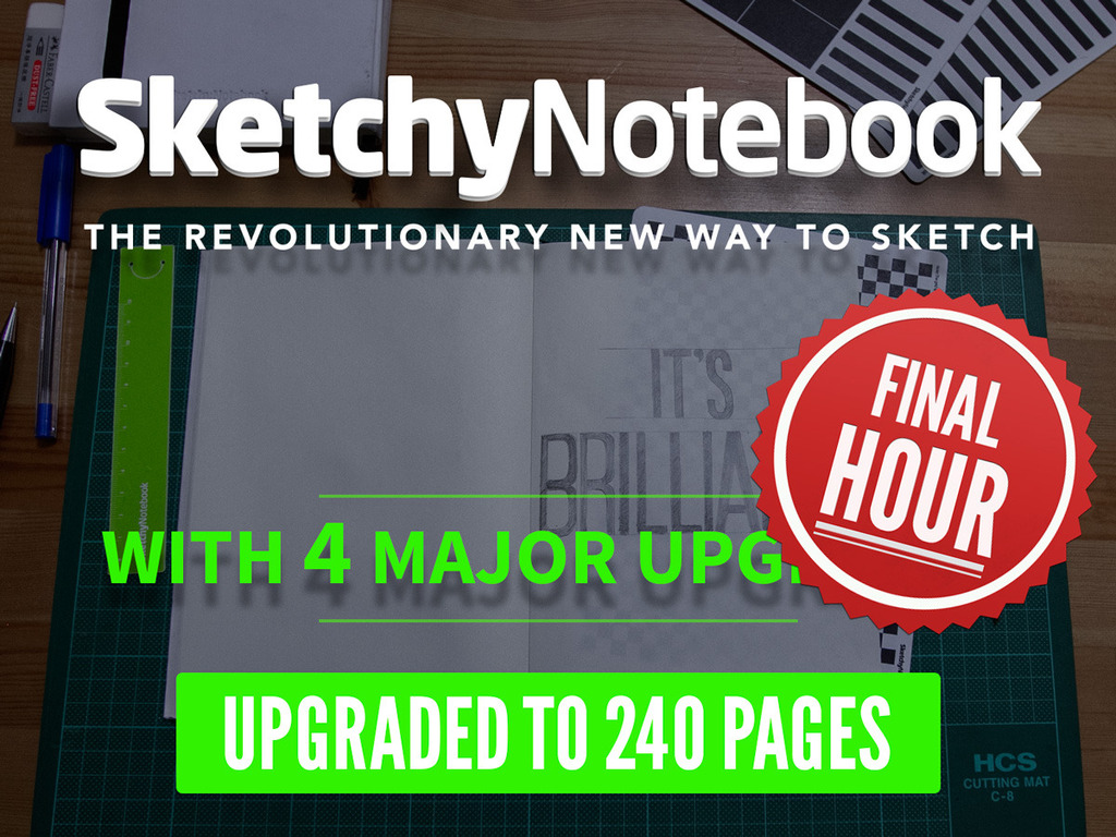 SketchyNotebook's video poster