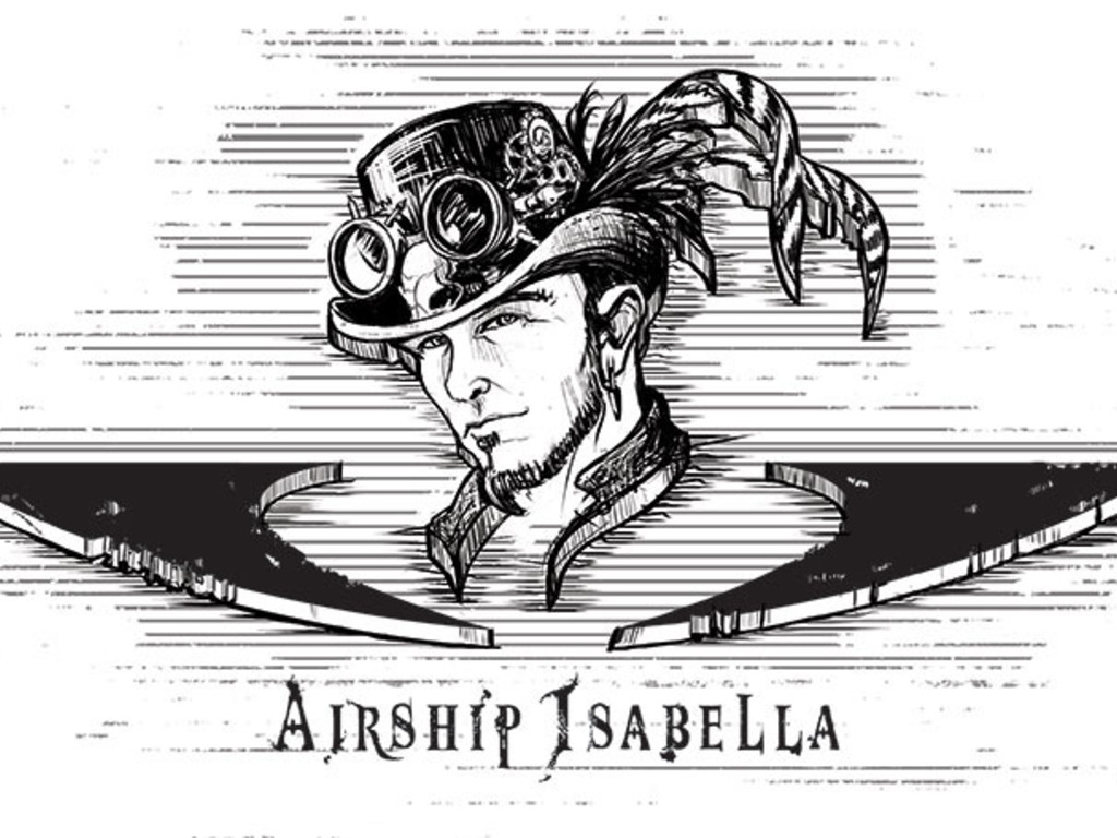 The Airship Isabella Penny Dreadful Novels's video poster