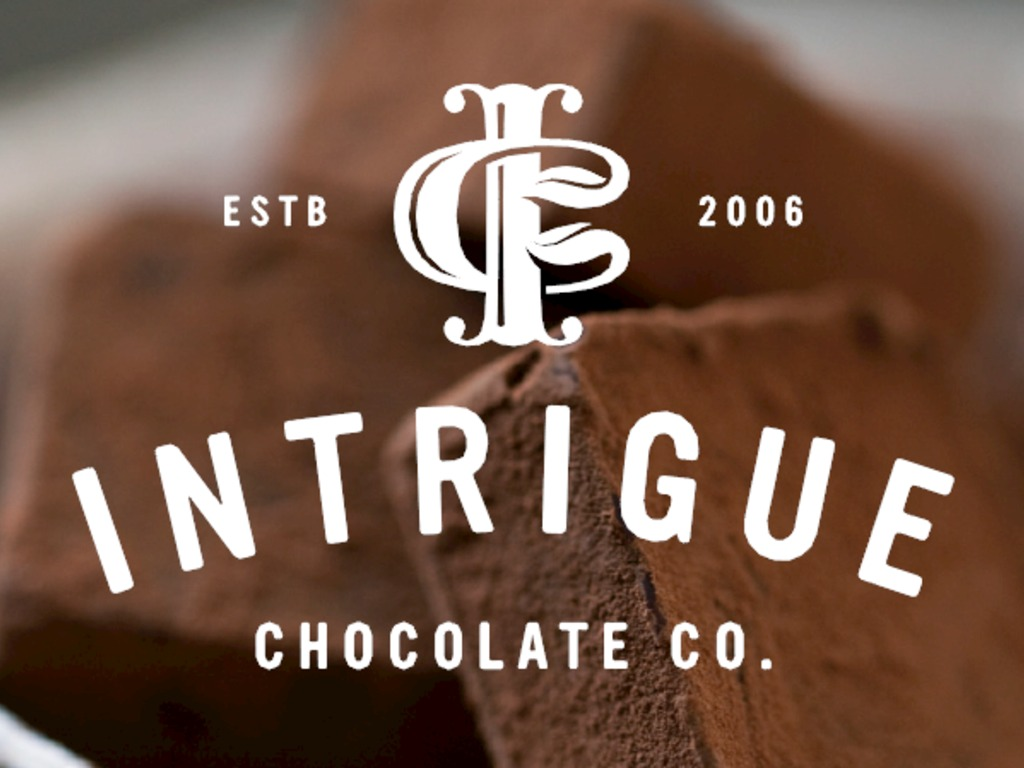 Intrigue Chocolate Company's video poster