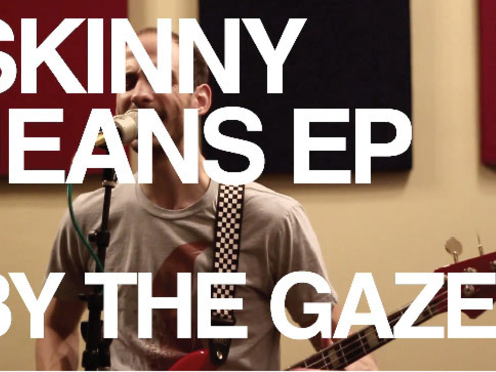 Skinny Jeans EP on Vinyl: Dance Rock Awesomeness's video poster