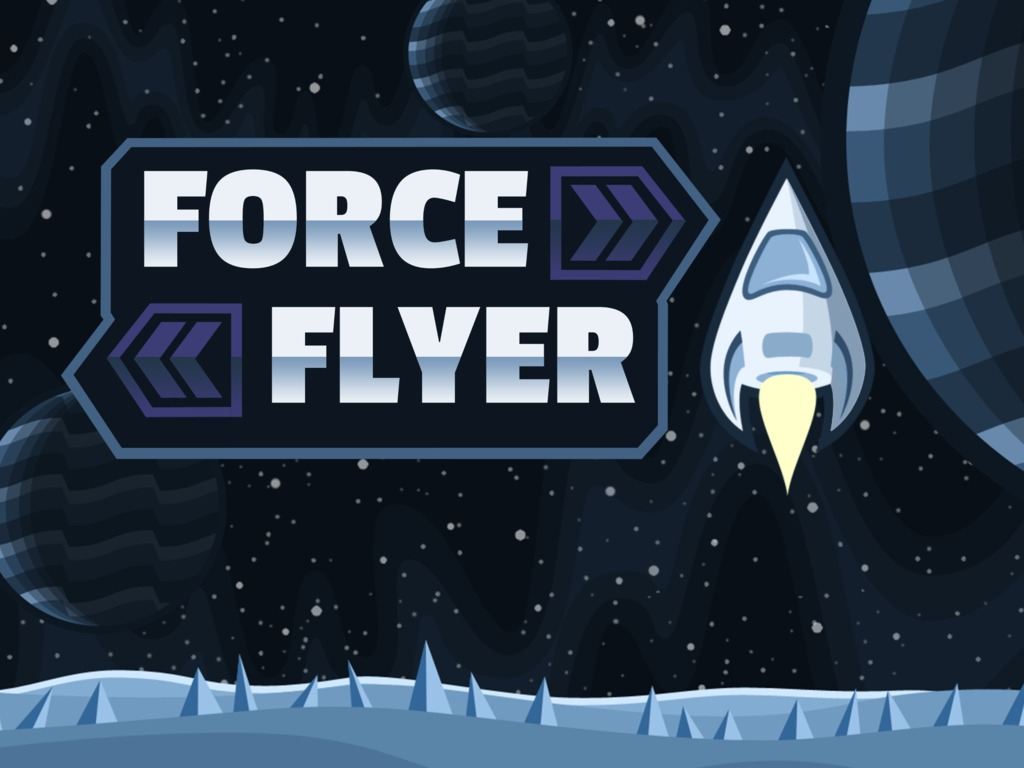 Force Flyer's video poster