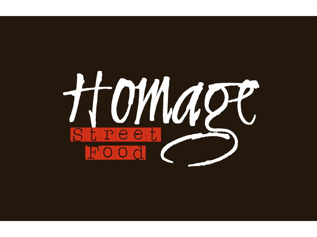 Homage Street Food's The Van.'s video poster