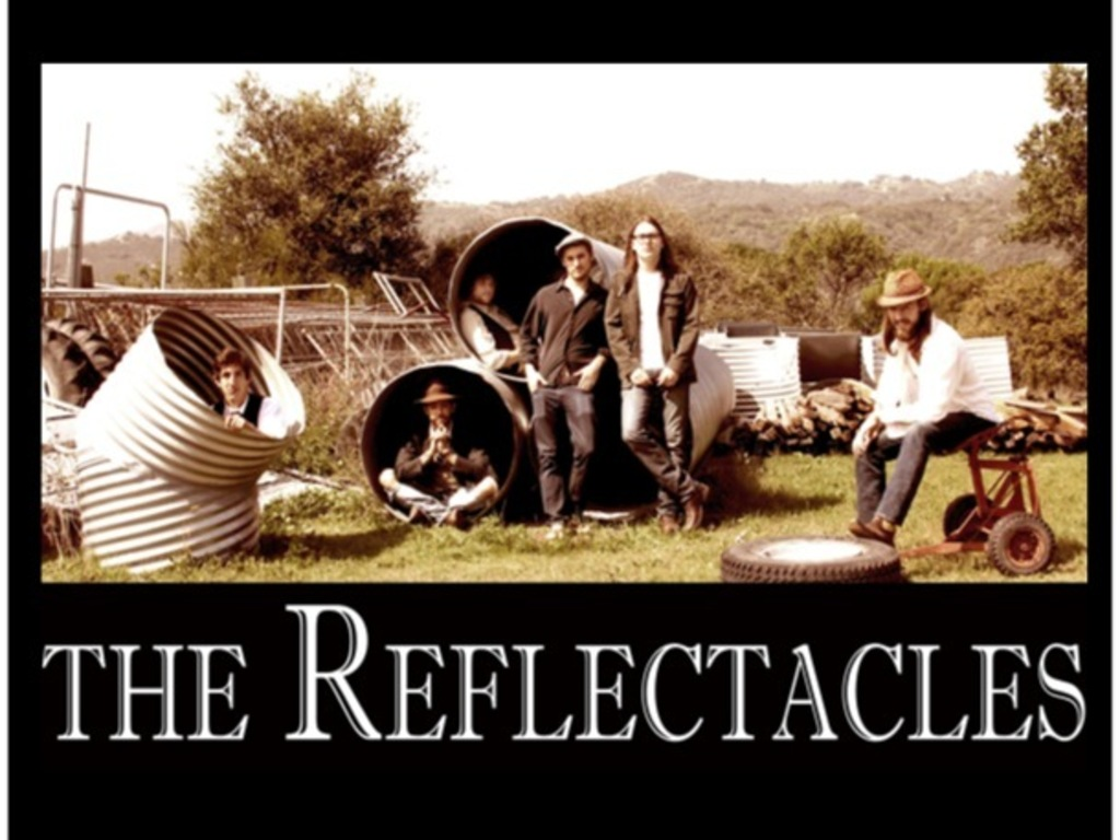 The Reflectacles' New Full Length Wonder Record Needs You!'s video poster